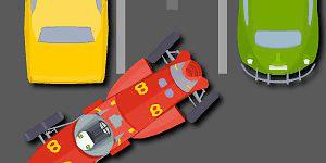 Parkování auta