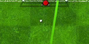 Hra - Střílení penalt