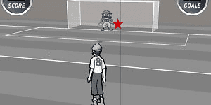 Hra - Penalty Shootout 3