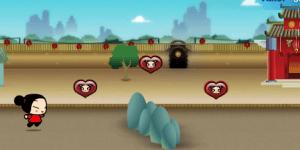 Hra - Pucca Pursuit