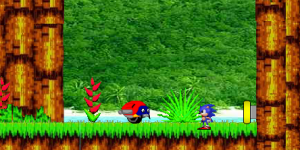 Hra - Sonic 2