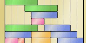 Pyramids Tetris