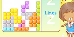 Sky Bunny Tetris