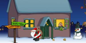 Hra - Santa Farty Pants