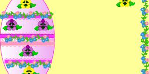 Hra - Velikonoční dekorace