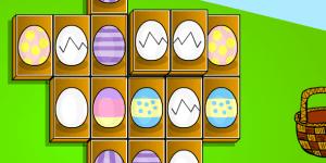 Hra - Easter Mahjong