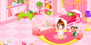 Dollhouse make over