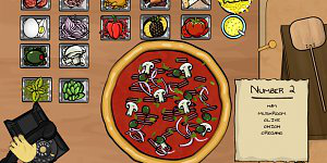 Hra - Pappas Pizza