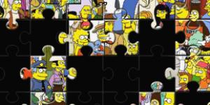 Simpsonovi puzzle
