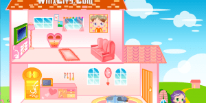 Hra - Sue Doll House 2