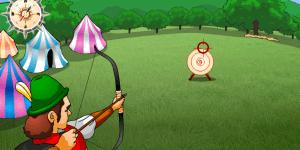 Hra - Medieval Archer