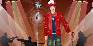 Hra - Justin Bieber oblíkačka 1