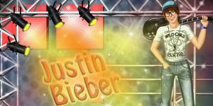 Hra - Justin Bieber oblíkačka 3