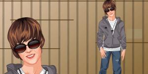 Hra - Justin Bieber oblíkačka 4