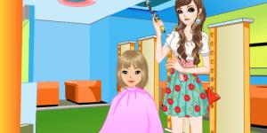 Hra - Hair Dresser Style