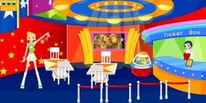 Cinema decoration