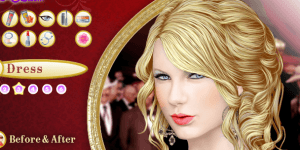 Tailor Swift Make Up