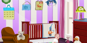 Hra - Baby Room Decor