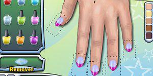 Wedding Nails Decor