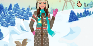 Sunny Winter Dress Up