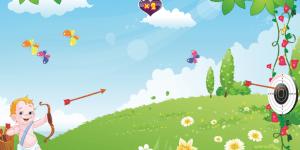 Hra - Little Angel Archery Contest