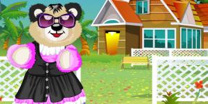 Hra - Cudldy Teddy Bear Dress Up