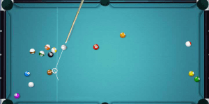 Hra - Quick Shooting Pool