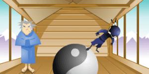 Hra - Ninja Balance