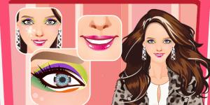 2011 Spring Colorful Makeup