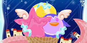 Hra - Sweet Ice Cream Animals