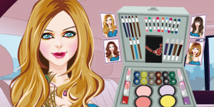 Comely Girl Make Up
