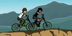 Hra - Ben 10 BMX