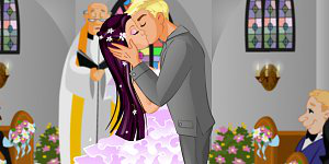 Hra - A Brides First Kiss