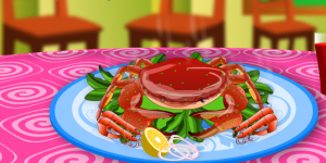 Crab Decoration