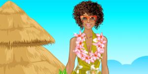 Hawaii Dress Up