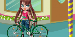 Vivian Bike Ride Dressup