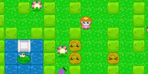 Hra - Frog Prince Adventure
