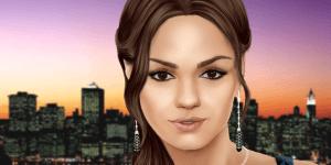 Mila Kunis Make up