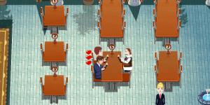 Hra - Castle Restaurant