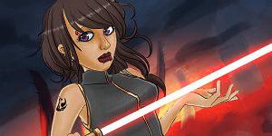 Emo Jedi Princess