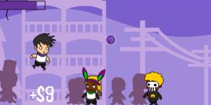Mardi Gras Mayhem
