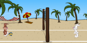 Hra - Beach Volleyball-Game