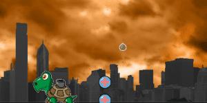 Hra - Angry Turtle