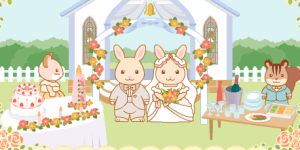 Hra - Rabbit Wedding