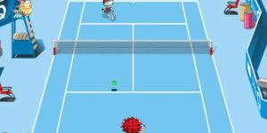 Hra - Tennis Master