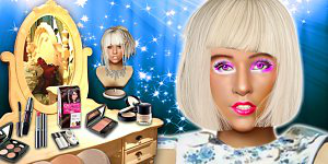 Hra - Make-Up Lady Gaga