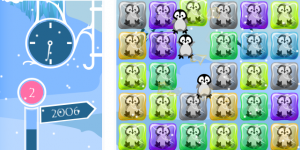 Hra - Penguin Rescue Game