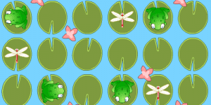 Hra - Frog Mania