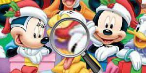 Hra - Hidden Alphabets - Mickey Mouse