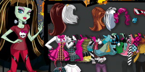 Monster High Scary Fashion